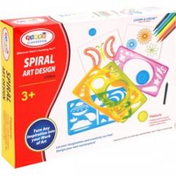 Spirál művészet rajzkészlet - Tudomány és kreatív játék - Tudomány és kreatív játék