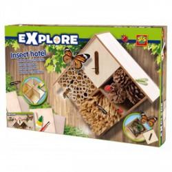 SES Explore bogárszálló készlet - SES Kreatív játékok - SES kreatív játékok SES