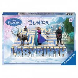 Ravensburger - Jégvarázs Junior Labirintus társasjáték - Társasjátékok - Kirakók, puzzle-ok Jégvarázs