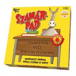 Szamárpad - Smart Ass társasjáték - Kirakók, puzzle-ok - Kirakók, puzzle-ok