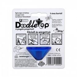 Pingáló Pörgettyű - Doodletop 1 db-os - Tudomány és kreatív játék - Tudomány és kreatív játék