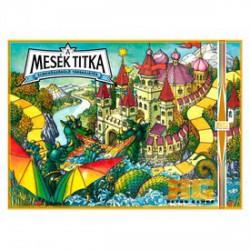 Mesék titka társasjáték - Társasjátékok - Kirakók, puzzle-ok RetroGames