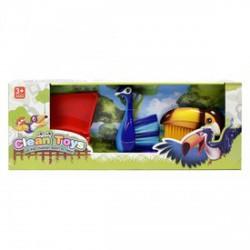 Madaras játék takarító készlet - Lányos játékok - Lányos játékok