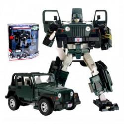 Alteration Man Forest Wolf terepjáró - 20 cm - Transformer/átalakuló robot játékok - Hasbro játékok