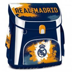 Real Madrid kompakt easy mágneszáras iskolatáska 94498028 REAL MADRID - ISKOLATÁSKA, HÁTIZSÁK - Real Madrid