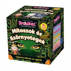 Brainbox Mítoszok és Szörnyetegek társasjáték - Brainbox társasjátékok kicsiknek - Brainbox társasjátékok kicsiknek Brainbox