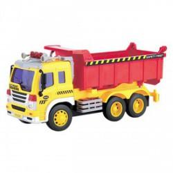 Dömper teherautó fénnyel és hanggal 1:16 - Bébijátékok - Bébijátékok
