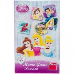 DINO - Disney hercegnők memóriajáték - Kirakók, puzzle-ok - Kirakók, puzzle-ok