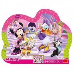 DINO - Minnie egér 25 darabos puzzle - Dino puzzle, társasjátékok - Dino puzzle, társasjátékok