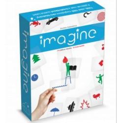 Imagine társasjáték - Társasjátékok - Kirakók, puzzle-ok