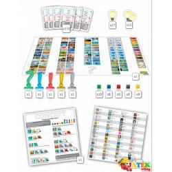 Concept társasjáték - Társasjátékok - Kirakók, puzzle-ok