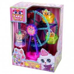 Süti állatkák sütikerék készlet - Cupcake - Sütibabák és fagyikehely babák - Cupcake - Sütibabák és fagyikehely babák