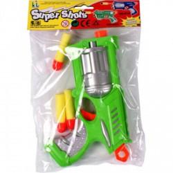 Pisztoly szivacslövedékkel - többféle - Kerti és vízes játékok - Kerti és vízes játékok