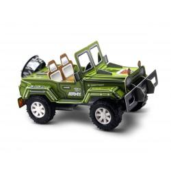 Lendkerekes 3D puzzle - nagy terepjáró - PUZZLE játékok - Kirakók, puzzle-ok