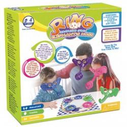 Ormányos fánkgyűjtés társasjáték - Kirakók, puzzle-ok - Kirakók, puzzle-ok