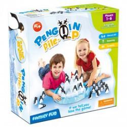 Pingvinek a jéghegyen társasjáték - Társasjátékok - Kirakók, puzzle-ok