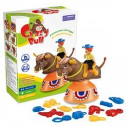Rodeó bika társasjáték - Kirakók, puzzle-ok - Kirakók, puzzle-ok