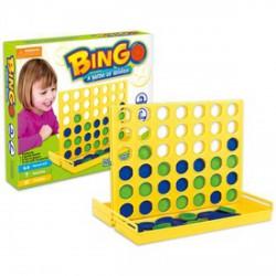Bingo - Nyer a 4 társasjáték - Társasjátékok - Kirakók, puzzle-ok