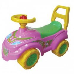 Bébitaxi lányoknak - rózsaszín - Járművek