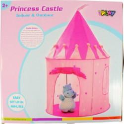 Hercegnős játszósátor - rózsaszín - Bébijátékok - Bébijátékok
