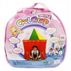 Cirkuszi játszósátor - 100x100x135 cm - Kerti és vízes játékok - Kerti és vízes játékok