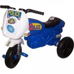 Pedálos rendőrségi játékmotor BRINGÁK - Járművek