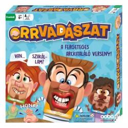 Orrvadászat társasjáték - Kirakók, puzzle-ok - Kirakók, puzzle-ok