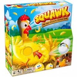 Squawk társasjáték - Kirakók, puzzle-ok - Kirakók, puzzle-ok