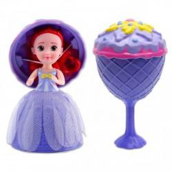 Meglepi fagyi kehely baba Jessie - Cupcake - Sütibabák és fagyikehely babák - Cupcake - Sütibabák és fagyikehely babák Cupcake