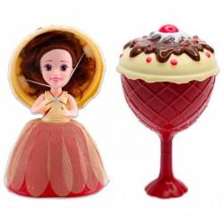 Meglepi fagyi kehely baba Kayla - Cupcake - Sütibabák és fagyikehely babák - Cupcake - Sütibabák és fagyikehely babák Cupcake