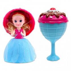 Meglepi fagyi kehely baba Oddette - Cupcake - Sütibabák és fagyikehely babák - Cupcake - Sütibabák és fagyikehely babák Cupcake