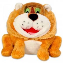 Grimasz Pajtik bátor oroszlán plüssfigura - 12 cm - Plüss és állat,-mesefigurák - Plüss és állat,-mesefigurák Grimasz Pajtik