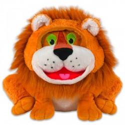 Grimasz Pajtik bátor oroszlán plüssfigura - 30 cm - Plüss és állat,-mesefigurák - Plüss és állat,-mesefigurák Grimasz Pajtik