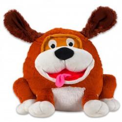 Grimasz Pajtik kutyus plüssfigura - 30 cm - Plüss és állat,-mesefigurák - Plüss és állat,-mesefigurák Grimasz Pajtik