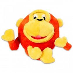 Grimasz Pajtik mókás majom plüssfigura - 12 cm - Plüss és állat,-mesefigurák - Plüss és állat,-mesefigurák Grimasz Pajtik