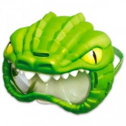 Aqua Creatures krokodil úszómaszk - Kerti és vízes játékok - Kerti és vízes játékok