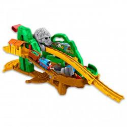 Thomas és barátai Adventures - dzsungel kaland - Thomas a gőzmozdony - Bébijátékok Fisher-price