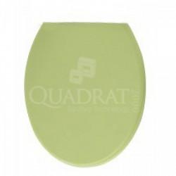 QUADRAT - WC ülőke, műanyag, smaragd - Wc ülőkék - Fürdőszobai kiegészítők