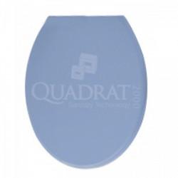 QUADRAT - WC ülőke, műanyag, Sky - Wc ülőkék - Fürdőszobai kiegészítők