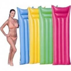 Bestway egyszínű strand matrac - 183x69cm, többféle színben - Kerti és vízes játékok Bestway