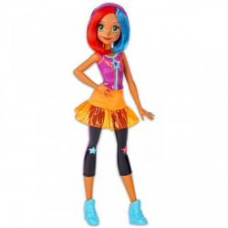 Barbie Videojáték kaland - narancssárga szoknyás figura - Barbie babák - Barbie babák Barbie