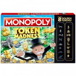 Monopoly Bábu Őrület családi társasjáték - Társasjátékok - Társasjátékok Monopoly