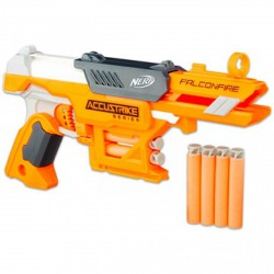 NERF N-Strike Elite Accustrike Series - Falconfire szivacslövő fegyver - Nerf játékok - Játék fegyverek NERF