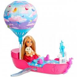 Barbie Dreamtopia - Chelsea varázslatos álomhajója - Barbie babák - Barbie babák Barbie