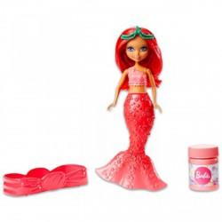 Barbie Dreamtopia - buborékfújó sellőbaba rózsaszín - Barbie babák - Barbie babák