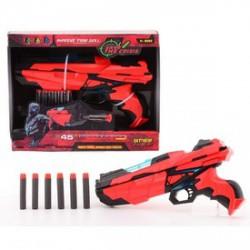 Serve and Protect Phantom elemes szivacslövő pisztoly - 28 cm - Játék fegyverek - Játék fegyverek Serve and Protect