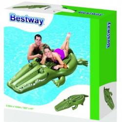 Bestway krokodil hullámlovagló - 259x104cm - BESTWAY strandcikkek Bestway