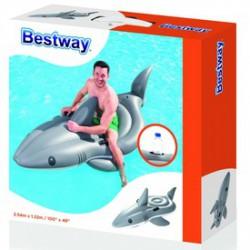 Bestway cápa hullámlovagló - 254x122cm - BESTWAY strandcikkek Bestway