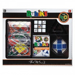 Rubik csomag /Signature edition - Rubik logikai játékok - Rubik logikai játékok Rubik