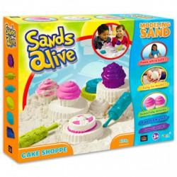 Sands Alive sütikészítő készlet - Tudomány és kreatív játék